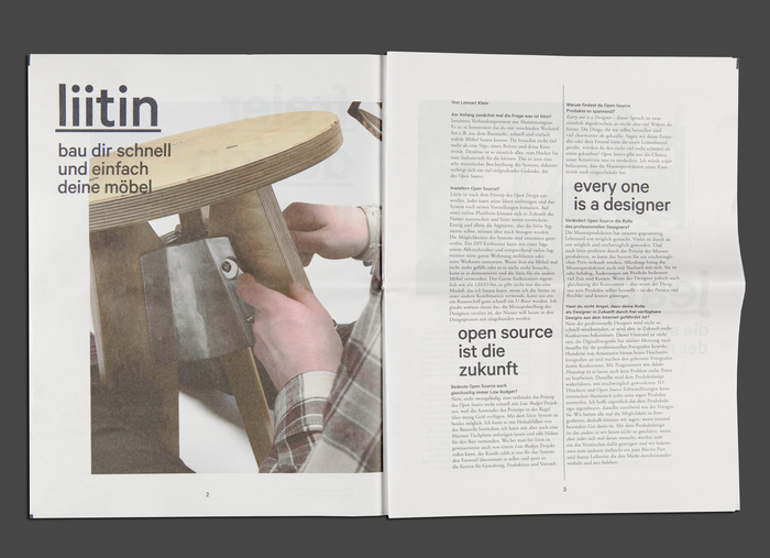 Freier Design Report 3