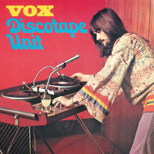 1971 Vox product catalog