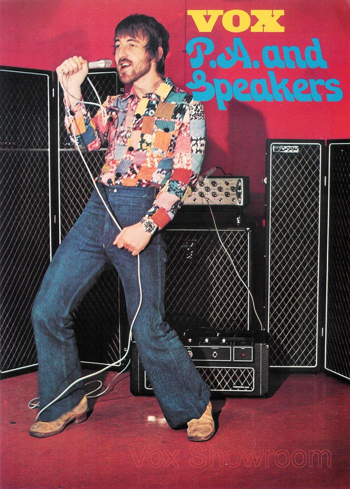 1971 Vox product catalog 6
