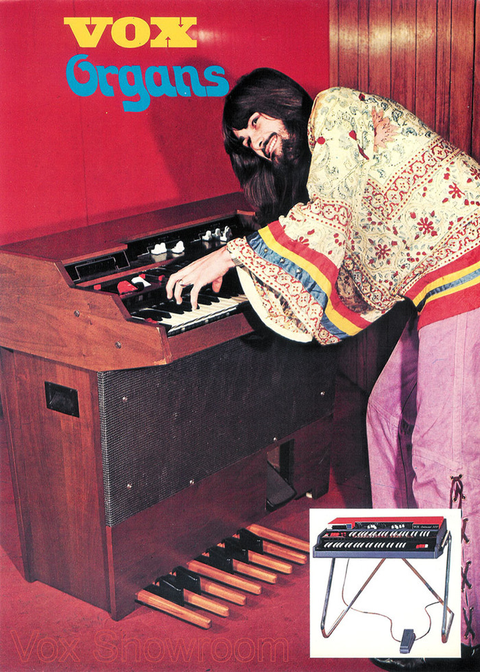 1971 Vox product catalog 7