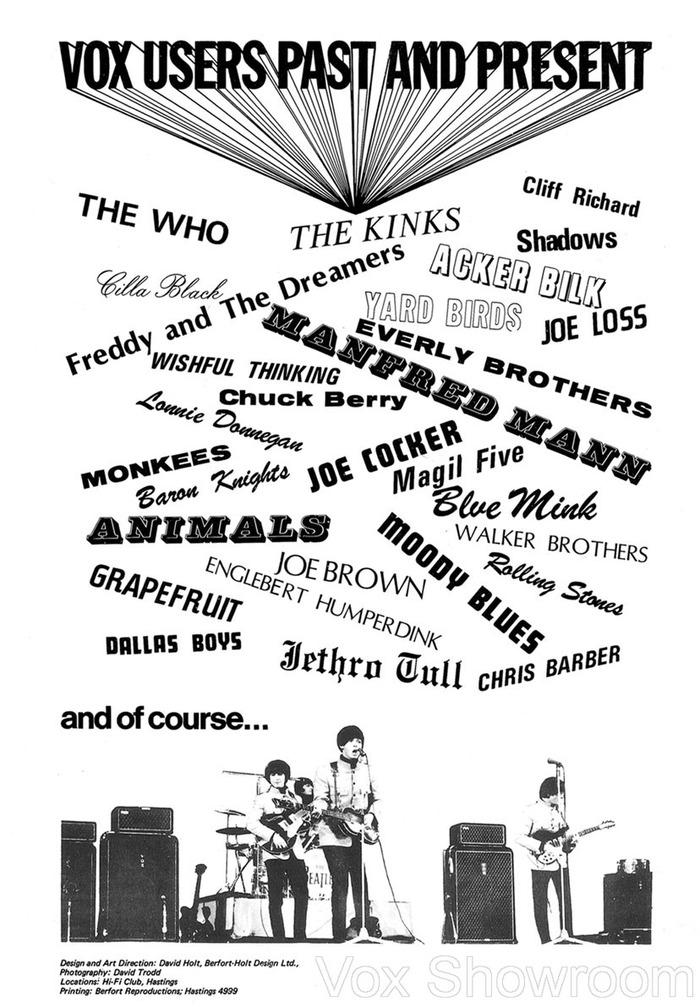 1971 Vox product catalog 9