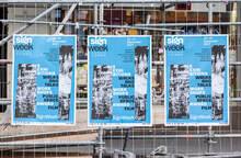 Sign Week Vienna 2017 printed matter