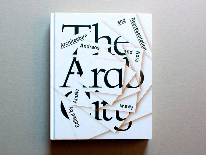 The Arab City: Architecture and Representation 1