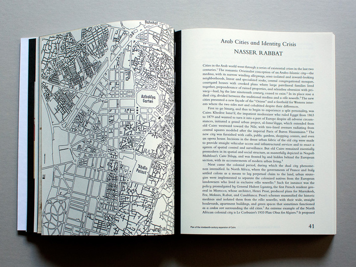 The Arab City: Architecture and Representation 4