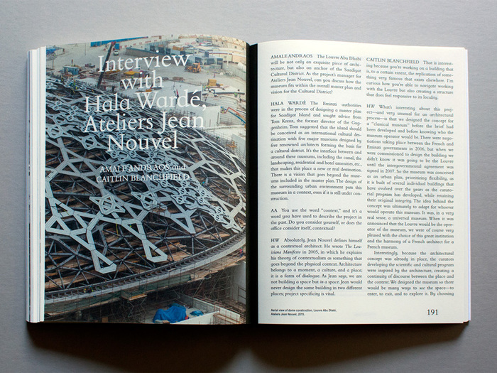 The Arab City: Architecture and Representation 7