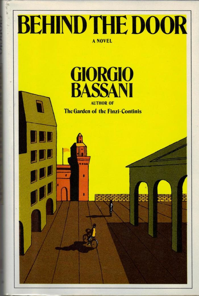 Behind the Door by Giorgio Bassani