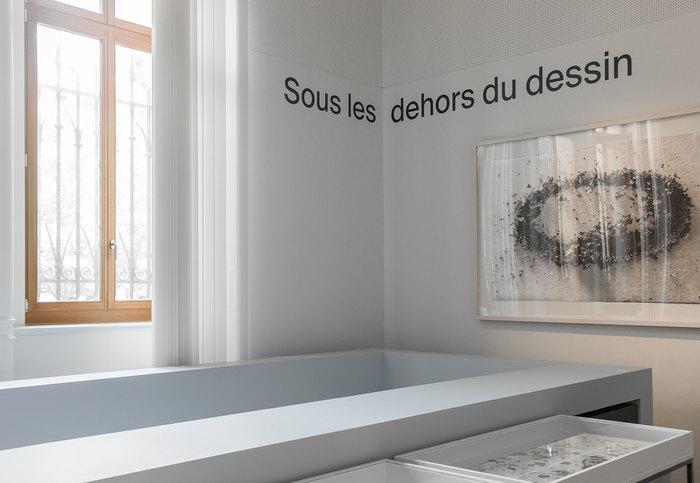 MahN — Sous les dehors du dessin exhibition 4