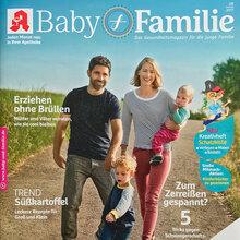 <cite>Baby & Familie</cite> magazine, 2017 redesign