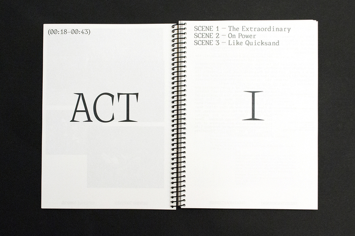 Yearbook 2015–2016, Design Department, Sandberg Instituut Amsterdam 2