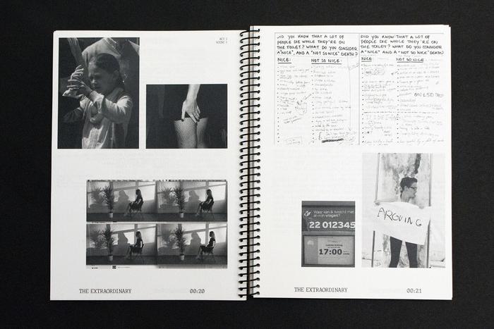 Yearbook 2015–2016, Design Department, Sandberg Instituut Amsterdam 5