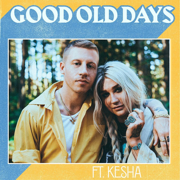 Marmalade and  Good Old Days Macklemore 1