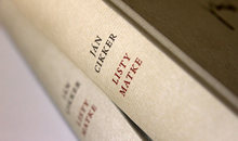 <cite>Listy Matke</cite> by Ján Cikker