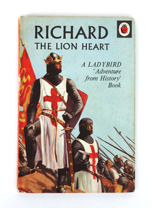 <cite>Richard The Lion Heart</cite>, Ladybird