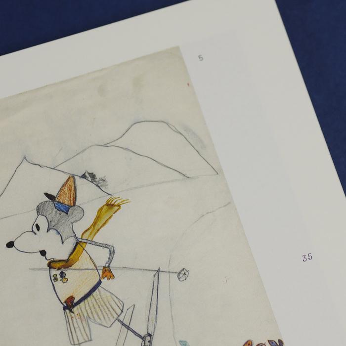 L'art de l'enfance. Tomi Ungerer 1935–1953 11