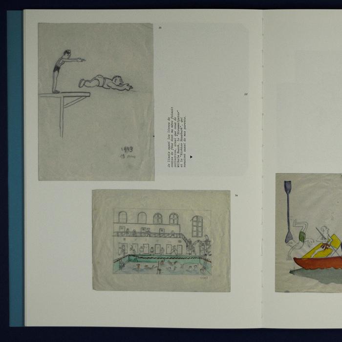 L'art de l'enfance. Tomi Ungerer 1935–1953 15