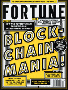 <cite>Fortune</cite> magazine, September 2017