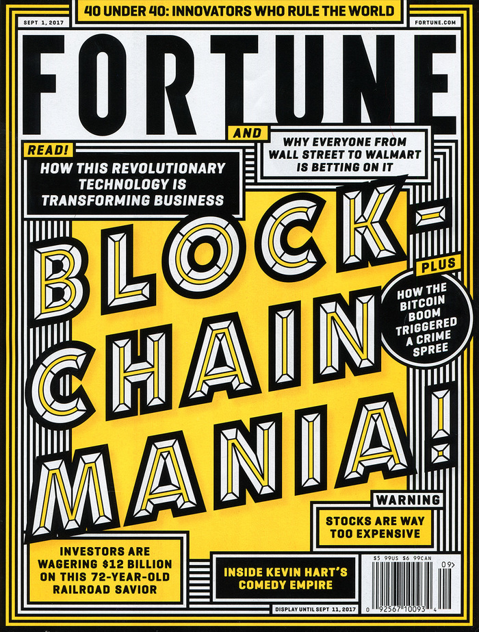 Fortune magazine, September 2017