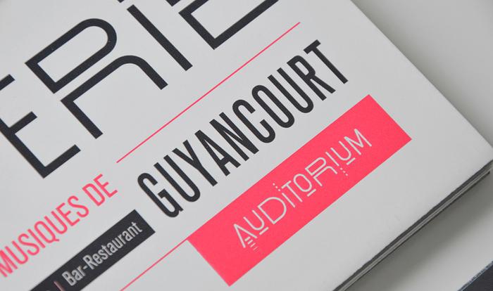 La Batterie / Scène musicale de Guyancourt 4