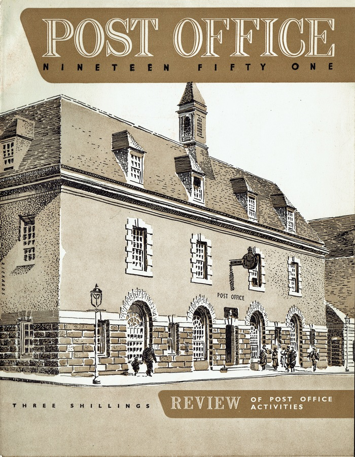 Post Office Nineteen Fifty One, Review of Post Office Activities