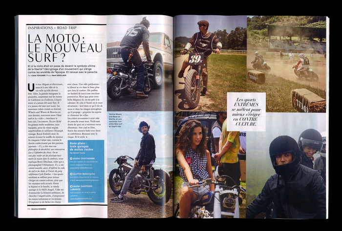Grazia Hommes French edition 7