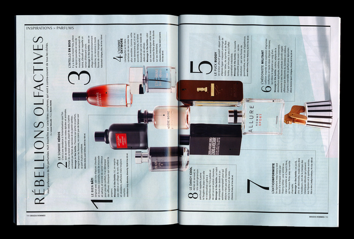 Grazia Hommes French edition 9