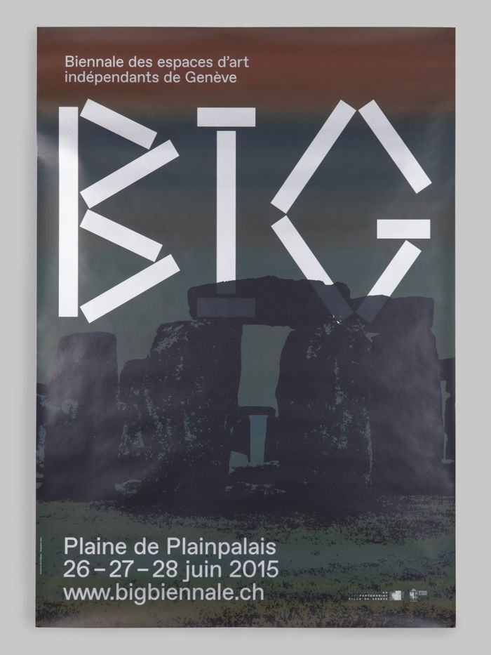 BIG – Biennale des espaces d'art indépendants Genève 2