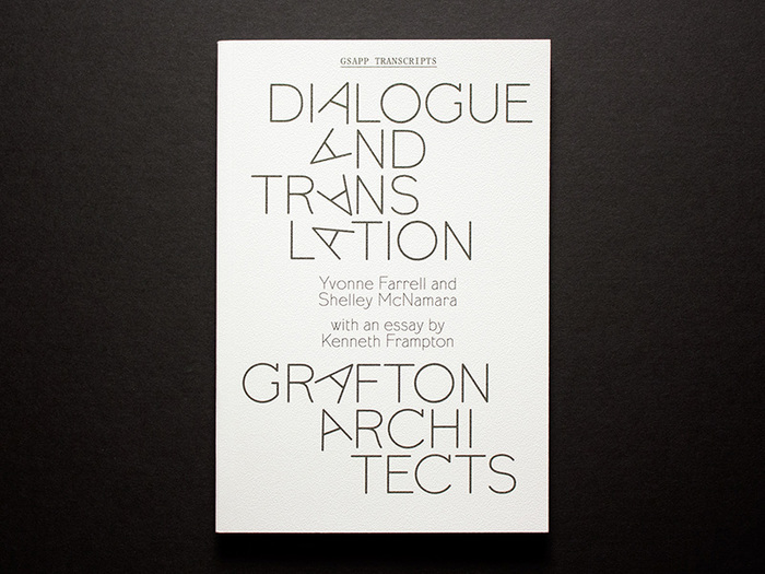 Grafton Architects features Donnelly's version of Modern Sans Skeleton.