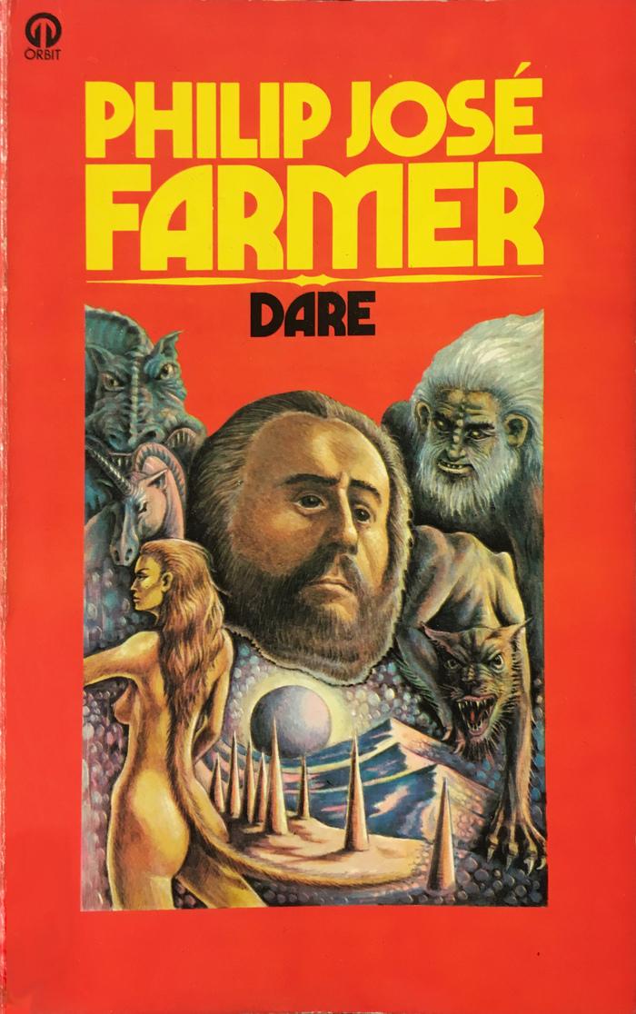 Philip José Farmer paperbacks, Quartet Books (Orbit) 2