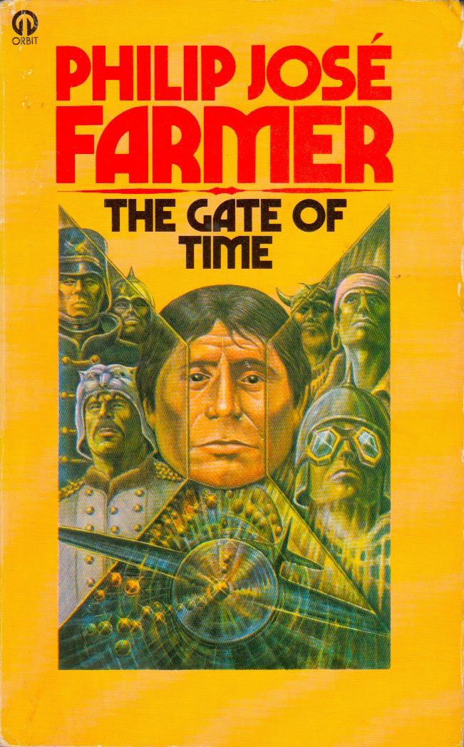Philip José Farmer paperbacks, Quartet Books (Orbit) 1