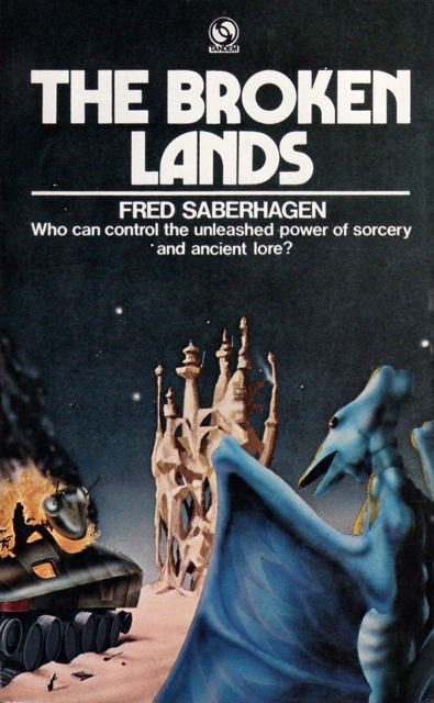 Fred Saberhagen paperbacks, Tandem 2