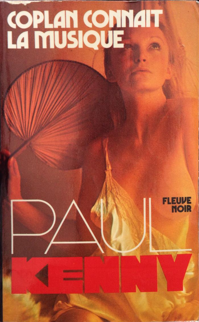 Paul Kenny paperbacks, Fleuve Noir 2
