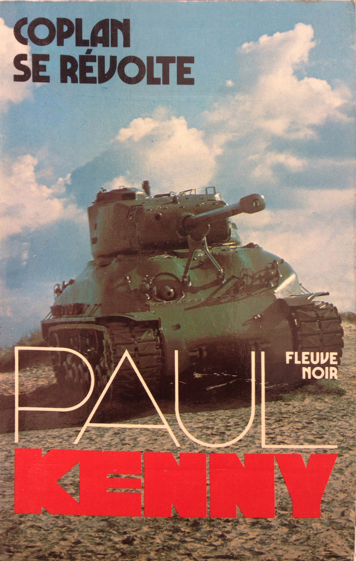 Paul Kenny paperbacks, Fleuve Noir 5