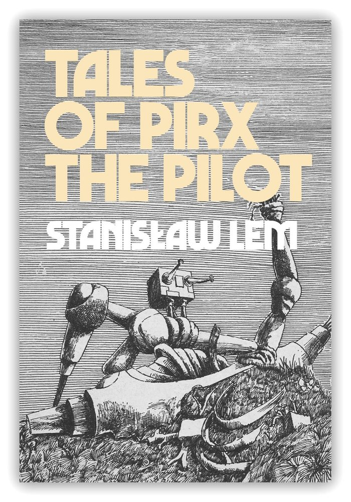 Stanisław Lem fictional covers 4