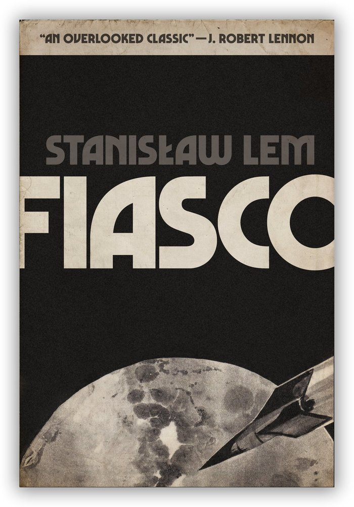 Stanisław Lem fictional covers 5