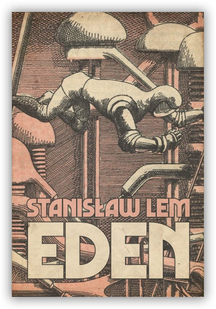 Stanisław Lem fictional covers 2