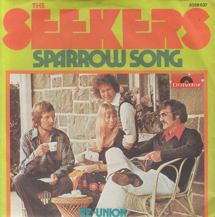 """Sparrow Song"" / ""Reunion"" – The Seekers"