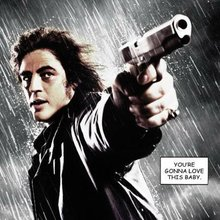 <cite>Sin City</cite> <cite> </cite>(2005) film posters