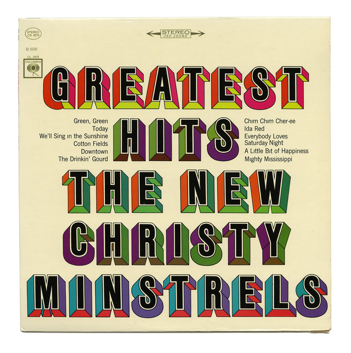The New Christy Minstrels – Greatest Hits album art