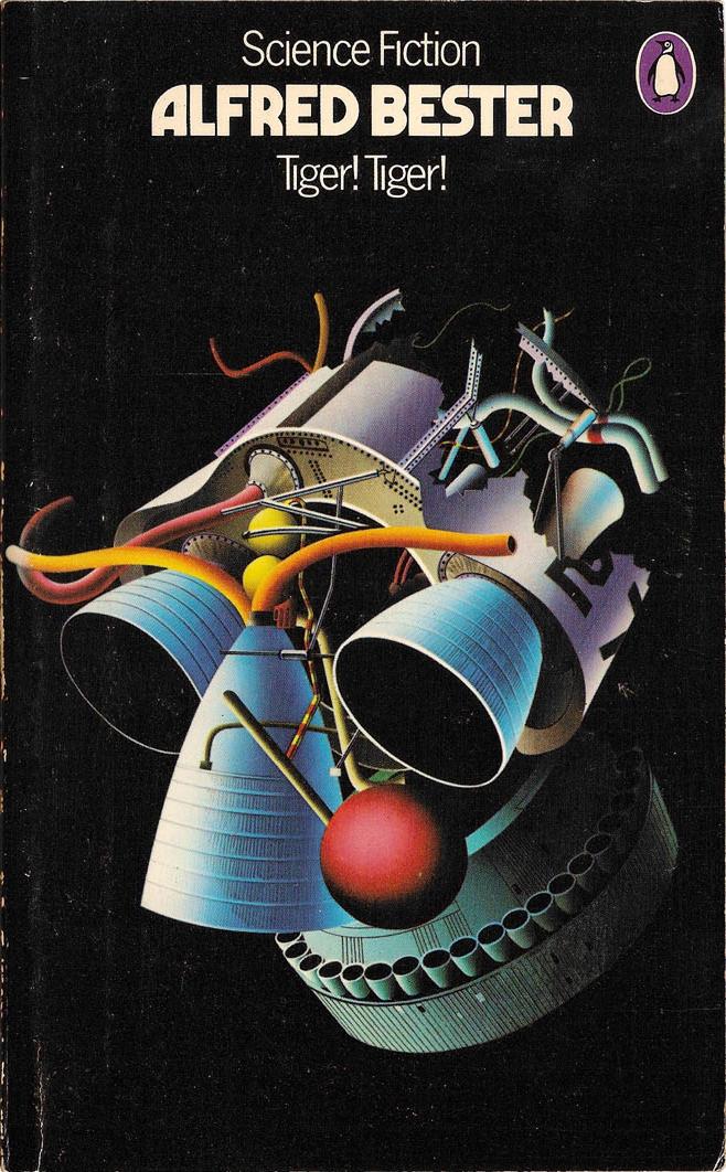 Alfred Bester paperbacks (Penguin SF) 1