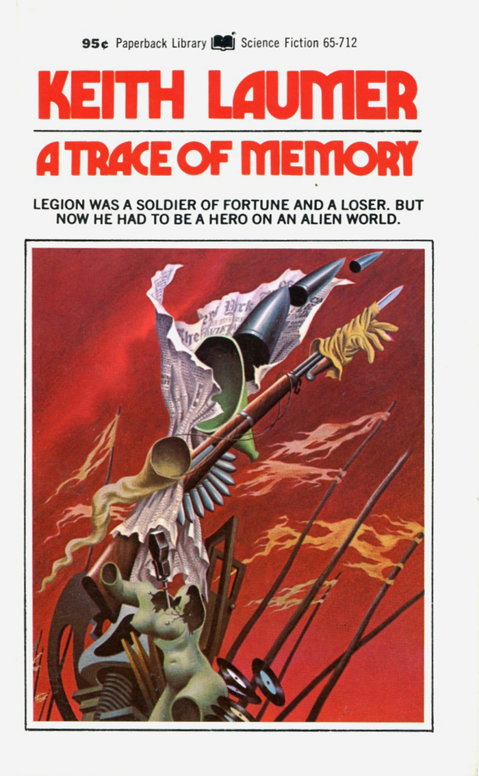 Paperback Library/Warner edition, 1972