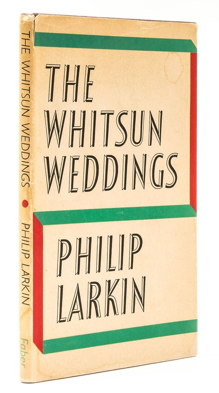 The Whitsun Weddings, Faber & Faber edition 3