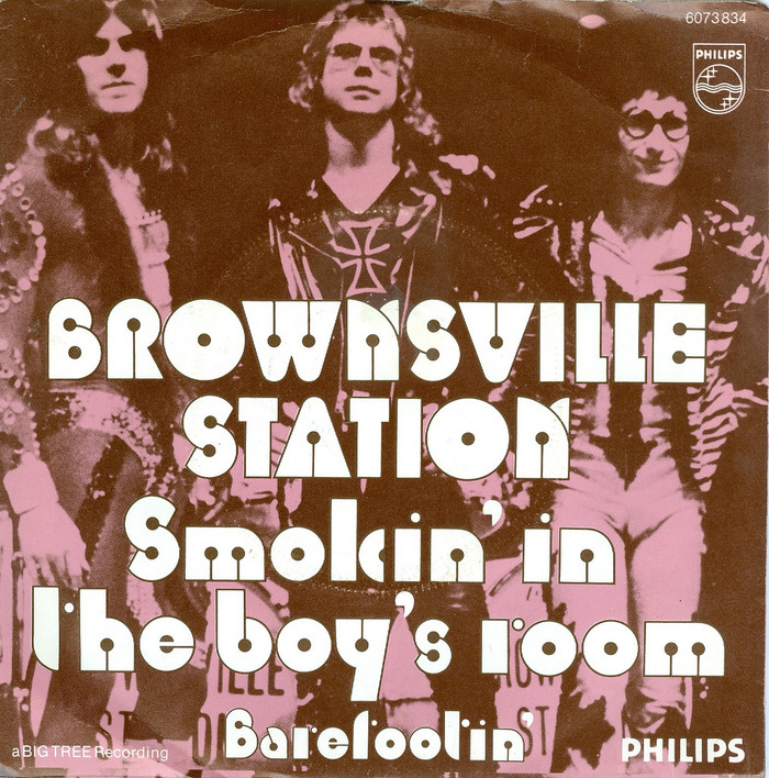 """Smokin' In The Boy's Room"" – Brownsville Station 2"