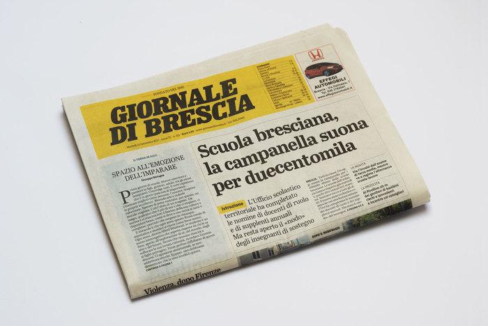 Giornale di Brescia 1