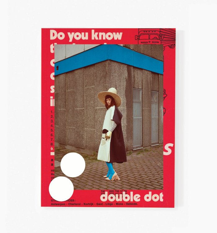 double dot magazine 1