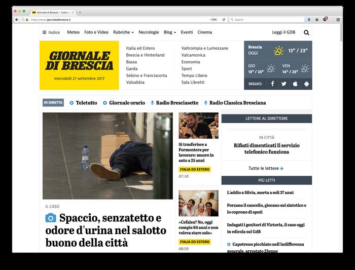 Giornale di Brescia 7