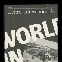 <cite>Lettre Internationale </cite>#20, 2010