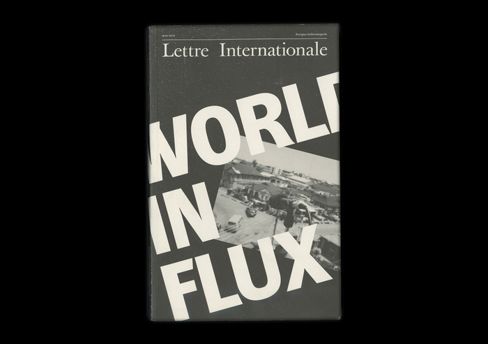 Lettre Internationale #20, 2010 1