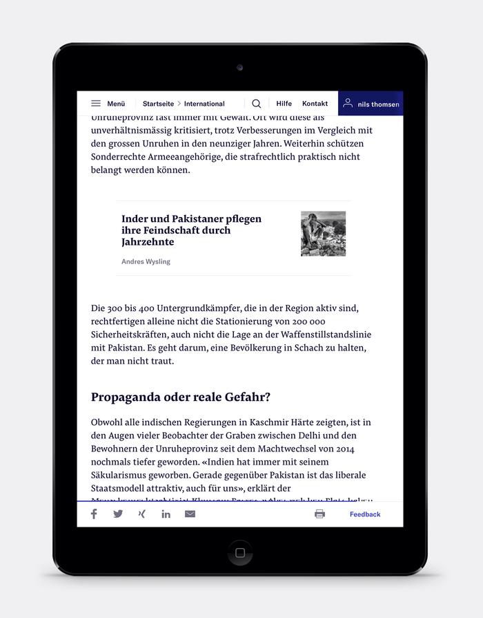 NZZ.ch (2017 relaunch) 2