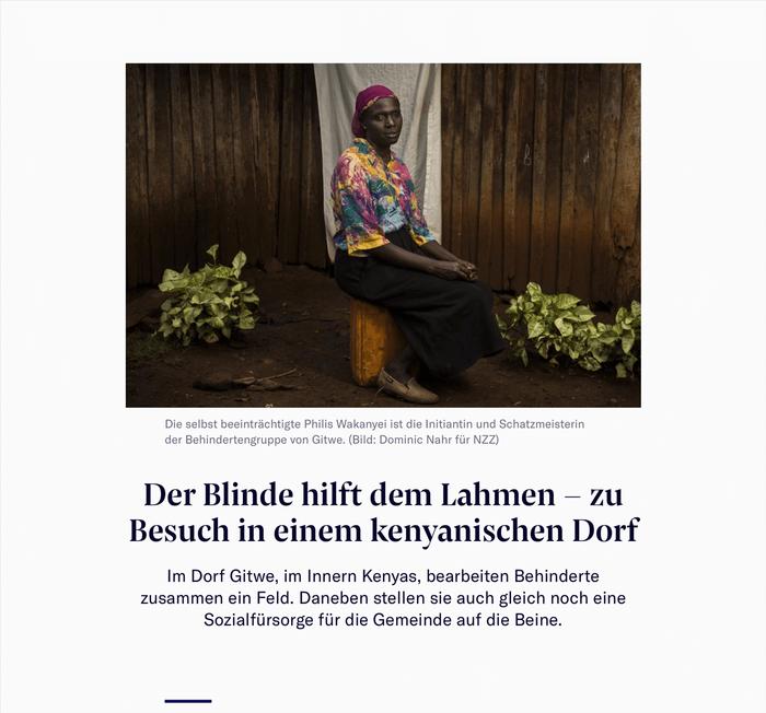 NZZ.ch (2017 relaunch) 1