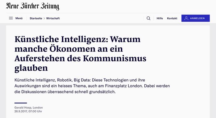 NZZ.ch (2017 relaunch) 6